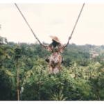 命の危険?!笑インスタ映え100点◎ だけど怖過ぎブランコへ 【Bali swing】大型スーパー楽しい❤️