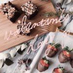 ♡手作りバレンタイン♡<br>簡単なものを作ってみました。<br>そして最近のお家ご飯も紹介!