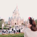 """ディズニーランド35周年!<Br>""""ドリーミング・アップ!""""を見て来たよ〜♡<Br>Disneyでの147cmコーデ♡"""