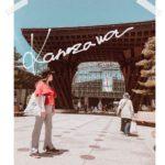 KANAZAWA 01 // 近江町市場で食べ歩き🍋