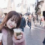 Universal Studio JAPAN❤️ お久 ユニバ で初のハリーポッターエリアへ!✨