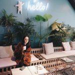 韓国2日目 <br>カフェ好きさんは絶対行くべき!✨<br>【 Hi, hey, hello cofee】