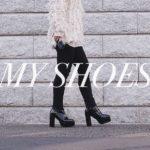 【愛用shoesまとめ♡】<Br>高さと歩きやすさが大事!<Br>秋冬はこればっかり♡