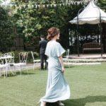 今日はいとこの結婚式でした♡<Br>【参列者ドレスコーデの詳細!】<Br>名付けてウェンディワンピ!?♡