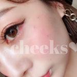 最近のお気に入りチーク♡<Br>ひと塗りで顔に元気が宿る!<Br>RMKのコーラル系カラー♡