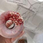 【147cmコーデ】もっふもふのファーベスト // HOCUS POCUSのキュートなドーナツ♡