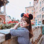 【YouTube】Disney VLOG💗<br>バッグの中身とコーデとお土産と!
